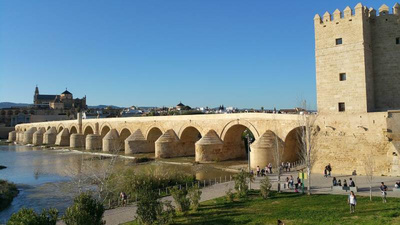 Roman Bridge of Cordoba - Game of Thrones Locations You Can Actually Visit