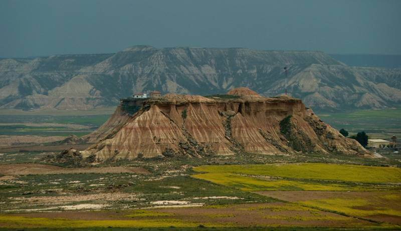 Bardenas Reales - Game of Thrones Locations You Can Actually Visit