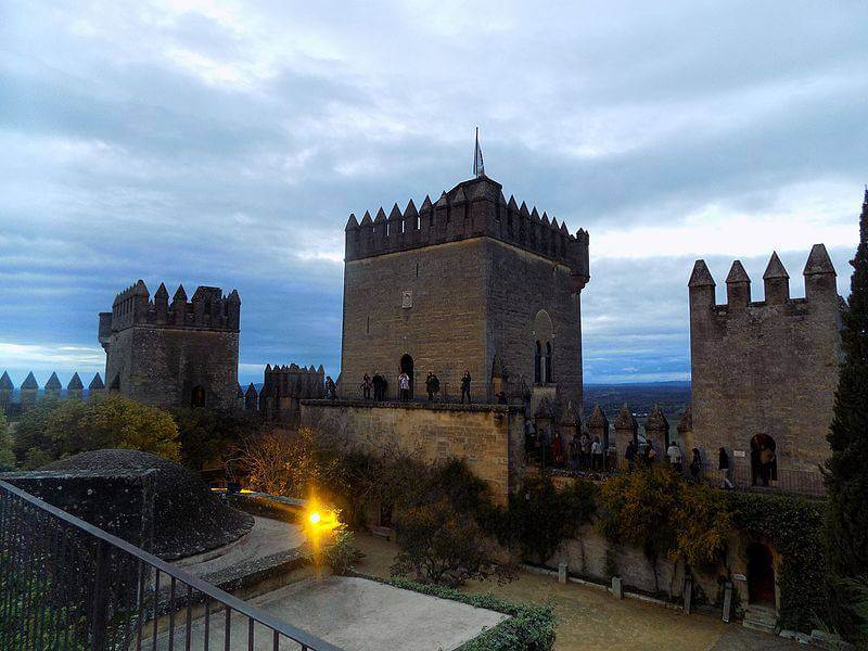 Castillo de Almodovar del Rio - Game of Thrones Locations You Can Actually Visit