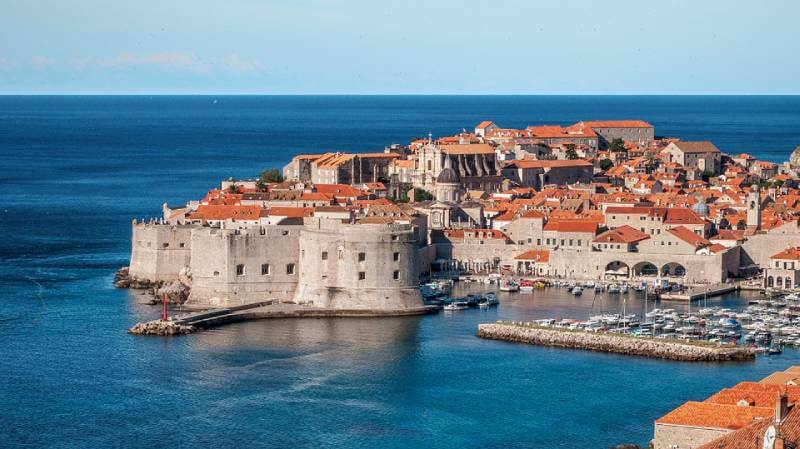 Dubrovnik - Game of Thrones Locations You Can Actually Visit