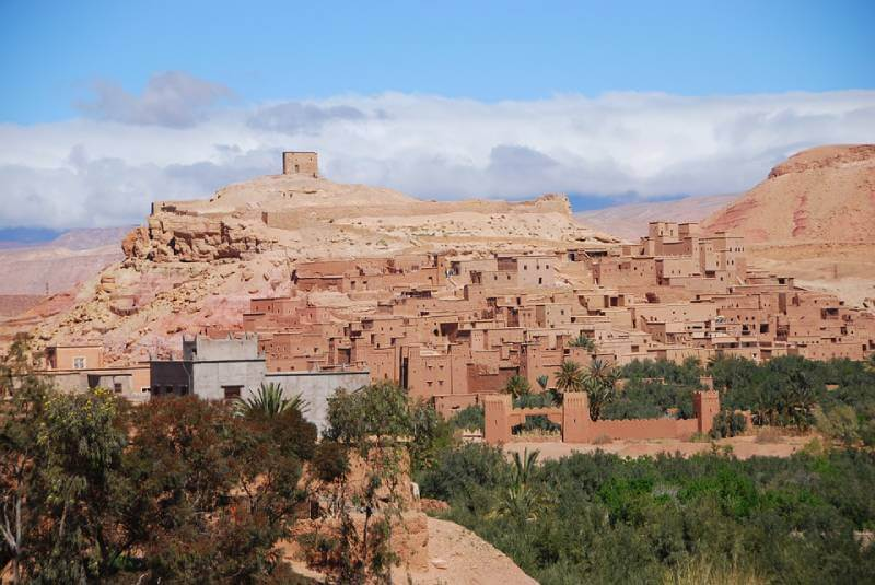 Ouarzazate - Game of Thrones Locations You Can Actually Visit