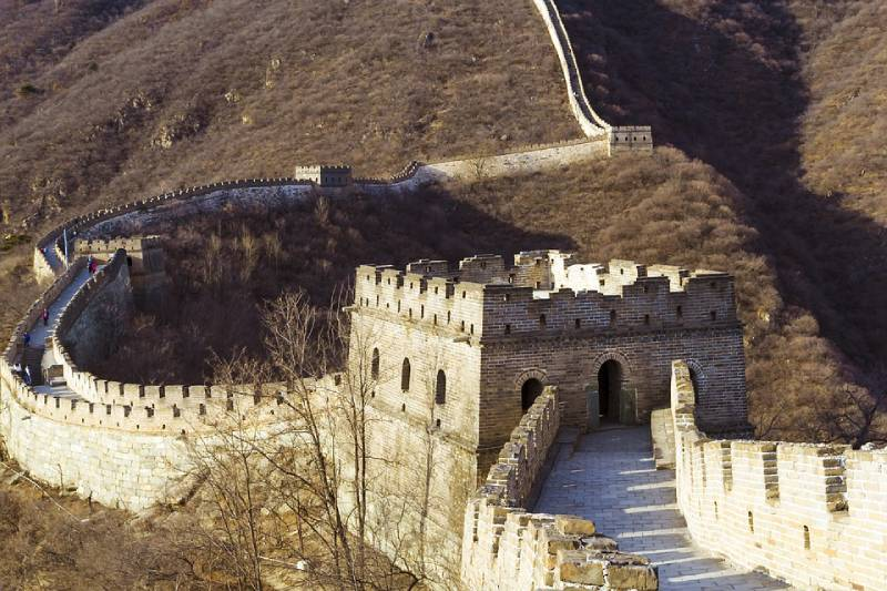 Great Wall Of China, China - Unique Spots To Visit With Kids