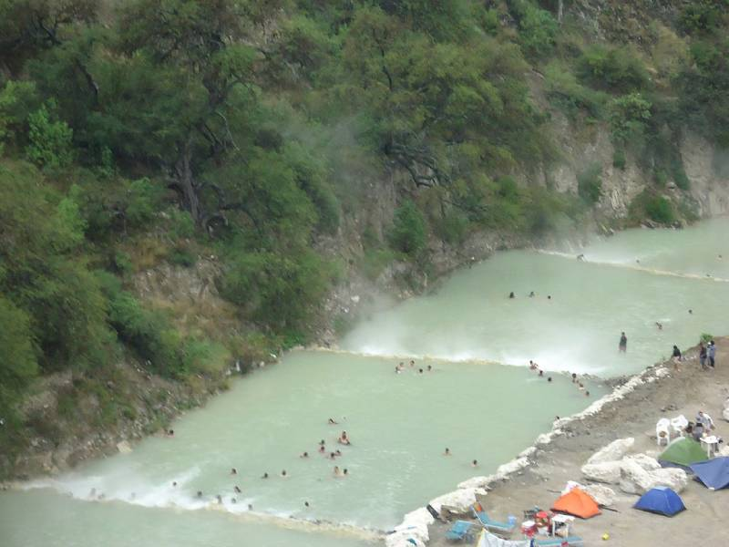 Grutas de Tolantongo - Best Hot Springs in the World
