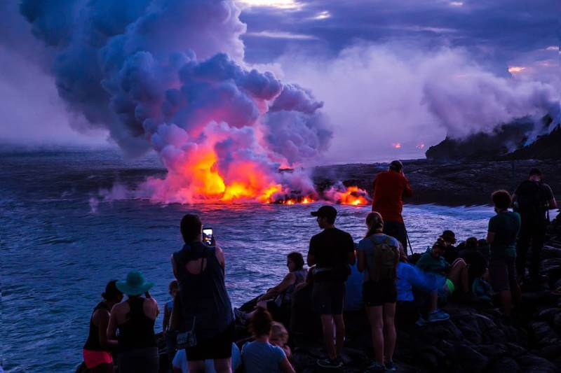 Hawaii Volcanoes National Park - Unique Spots To Visit With Kids