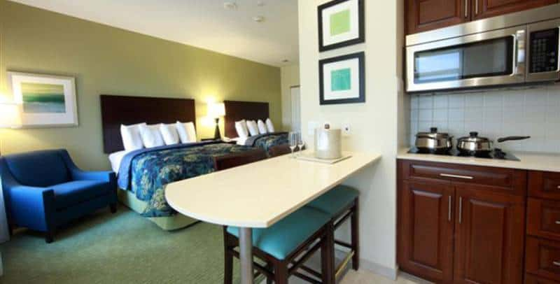 Accommodations with a Kitchen - Save Money on Food While Traveling with Kids