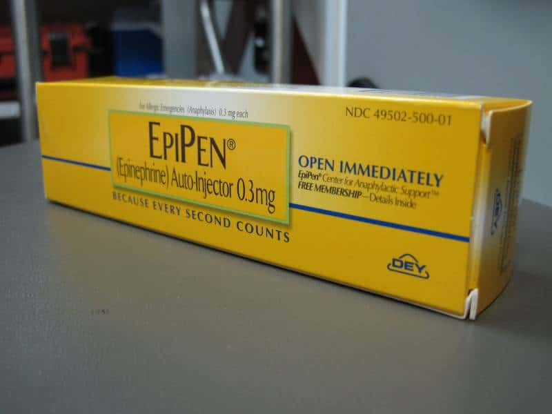 EpiPen - Travel Safely with a Child with Food Allergies