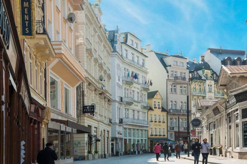 Karlovy Vary - Best Places to Go in Czech Republic with Family