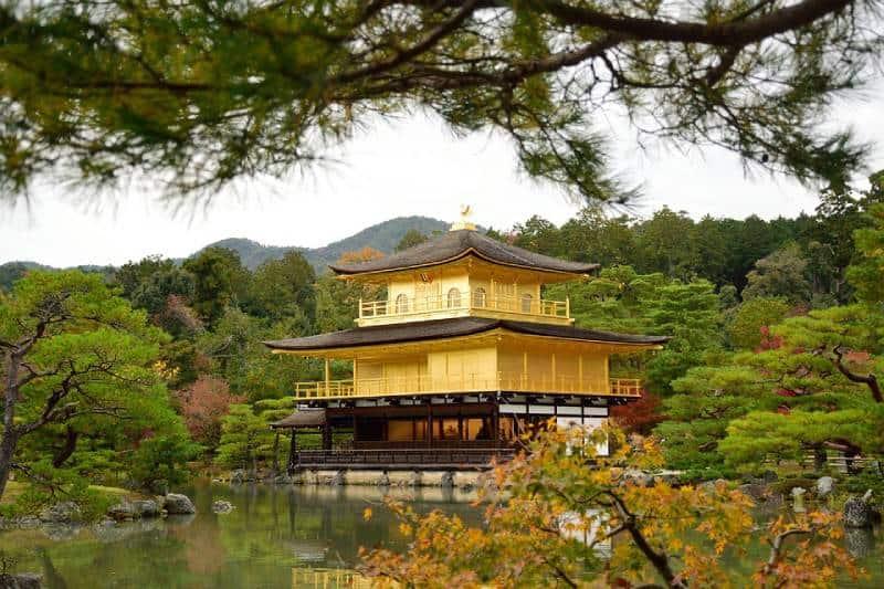 Kinkaku-Ji Temple, Japan - Unique Spots To Visit With Kids
