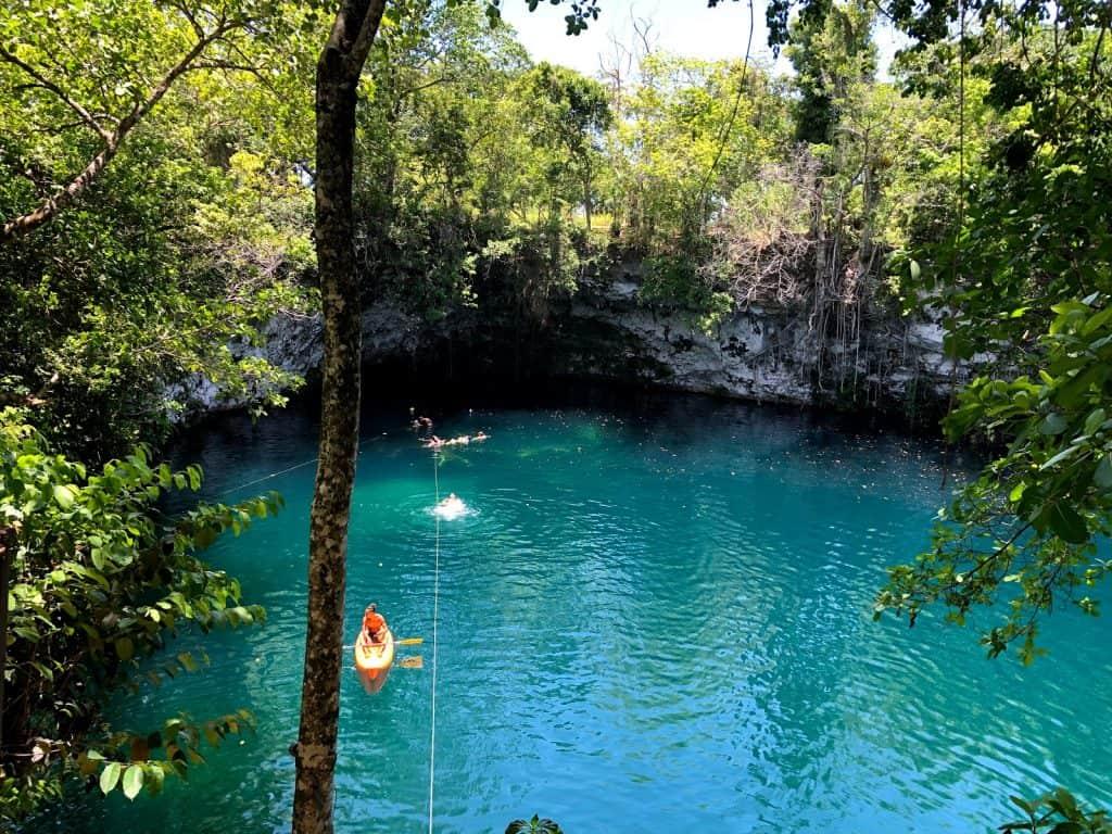 Laguna el Dudu, La Entrada, Dominican Republic