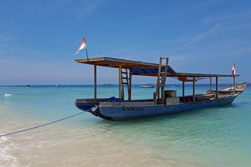 Gili Islands, Indonesia - Less Traveled Islands in the World