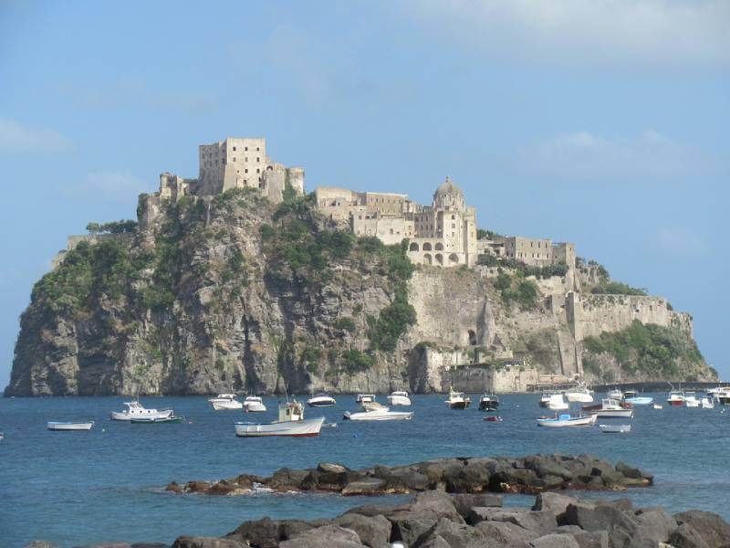 Ischia, Italy - Less Traveled Islands in the World