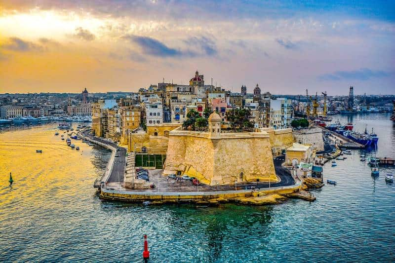 Malta - Ten Smallest Countries in the World