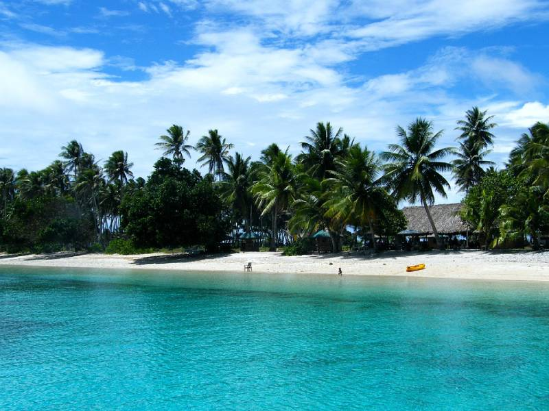 Marshall Islands - Ten Smallest Countries in the World