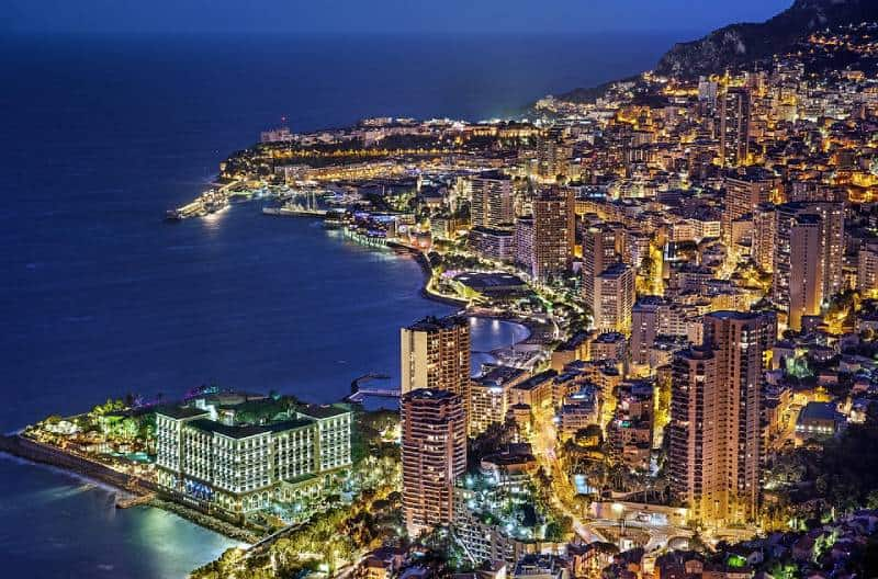 Monaco - Ten Smallest Countries in the World