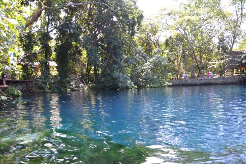 Nanda Blue Hole - Best Natural Swimming Holes