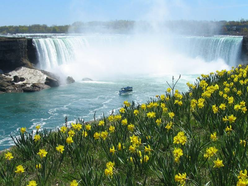 Niagara Falls, Canada - Unique Spots To Visit With Kids