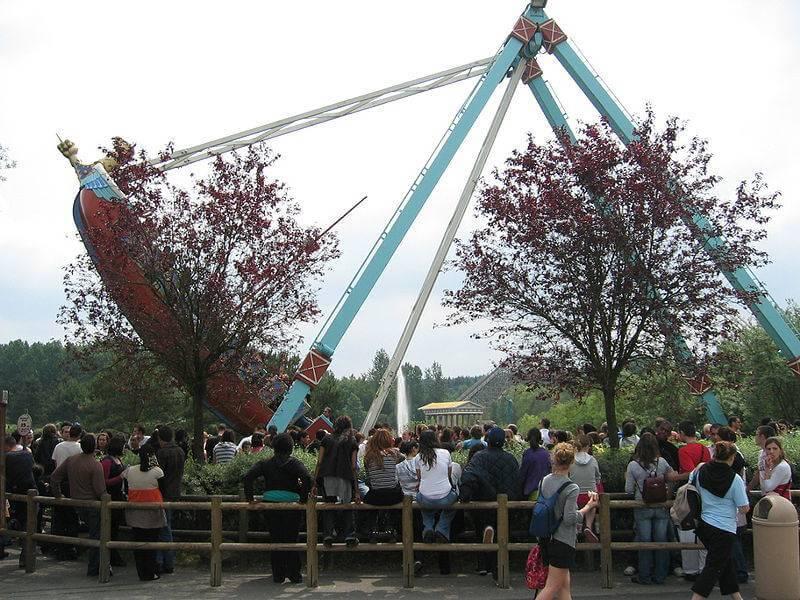 Parc Asterix, France - Unique Spots To Visit With Kids