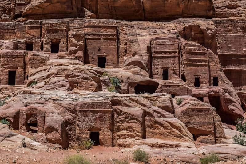 Petra, Jordan - Unique Spots To Visit With Kids