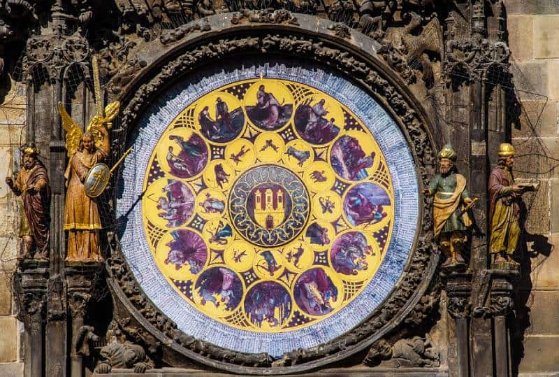 Prague Astronomical Clock - Best Places to Go in Czech Republic with Family