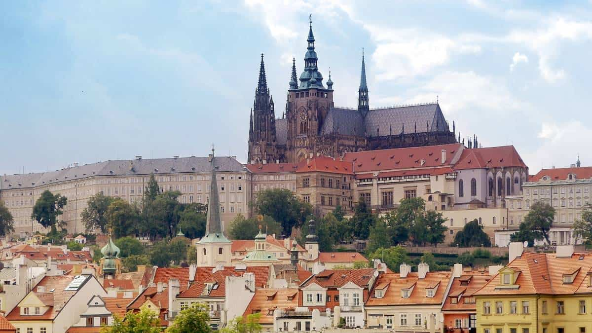 Prague Castle - Best Places to Go in Czech Republic with Family