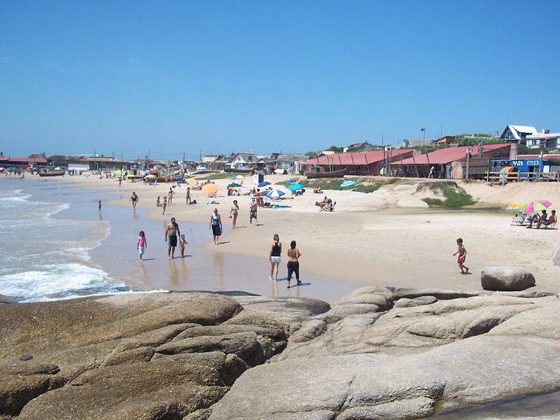 Punta del Diablo - Uruguay with Family