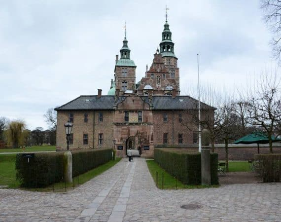 Rosenborg Castle - Denmark with Kids