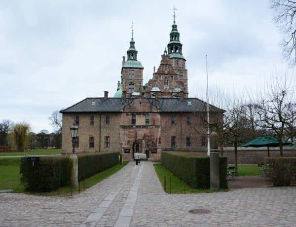 Rosenborg Castle - Denmark with Kids