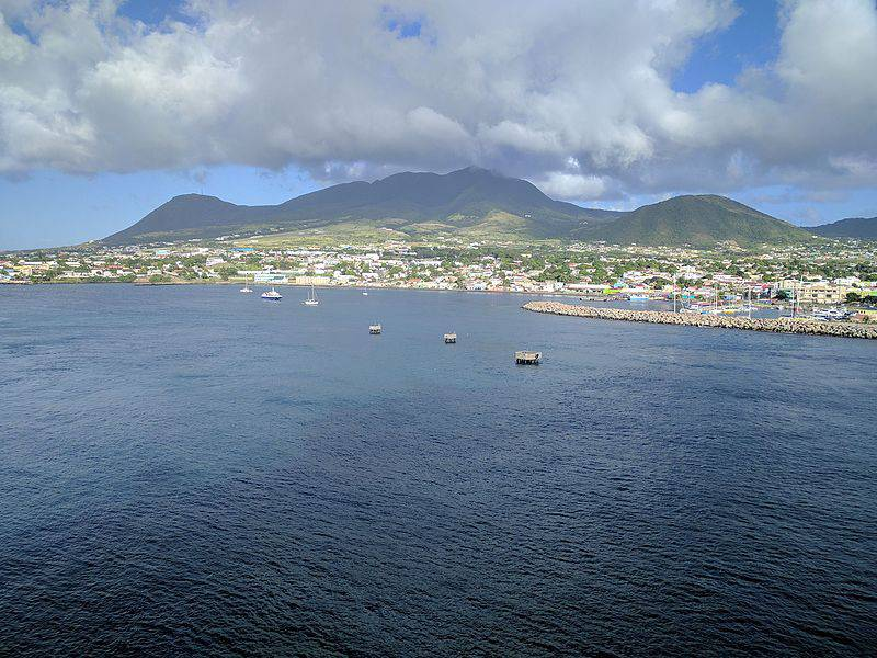 Saint Kitts and Nevis - Ten Smallest Countries in the World