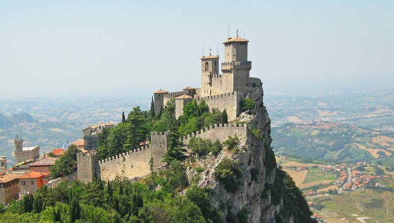 San Marino - Ten Smallest Countries in the World