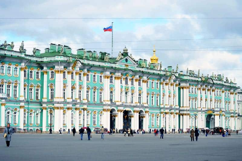 State hermitage Museum, Russia - Unique Spots To Visit With Kids