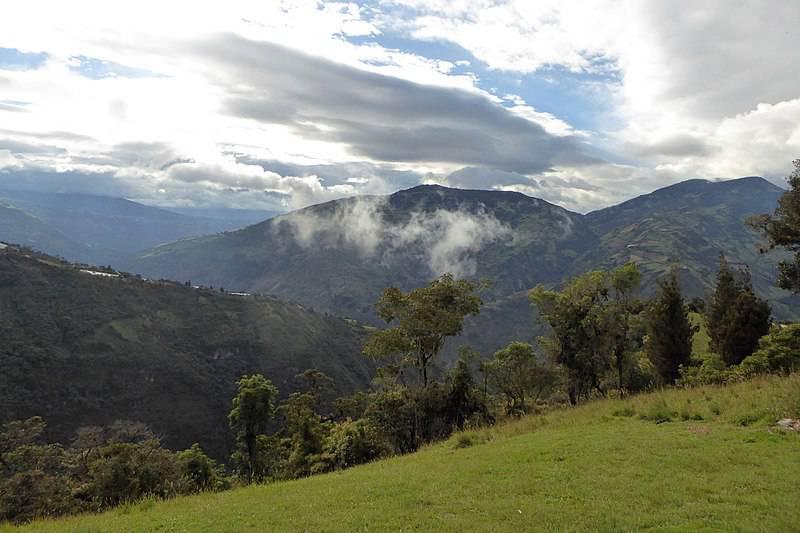 Swing at the End of the World – Baños, Ecuador