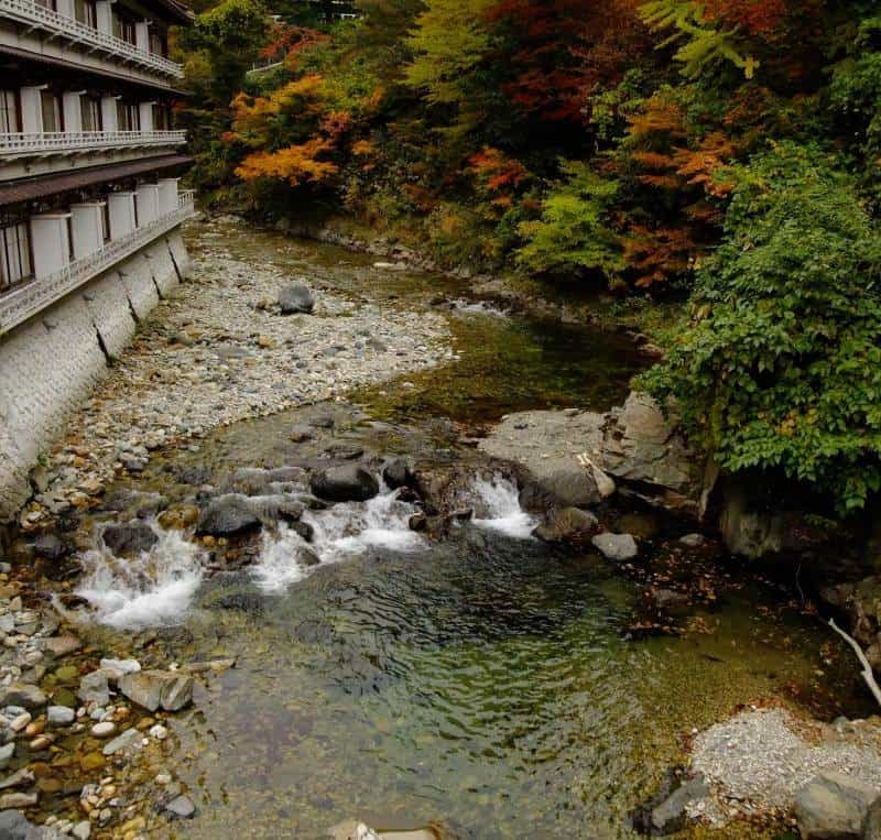 Takaragawa Onsen- Best Hot Springs in the World