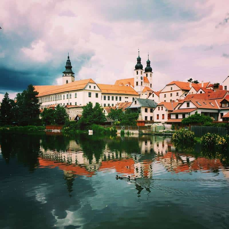Telc City Czech Republic - Best Places to Go in Czech Republic with Family