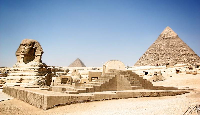 The Great Pyramid, Egypt - Unique Spots To Visit With Kids