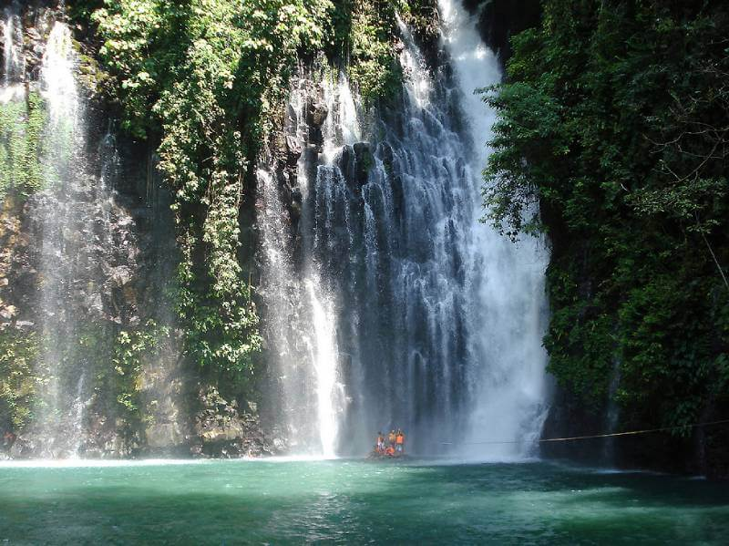 Tinago Falls - Best Natural Swimming Holes