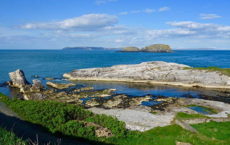 Ballintoy - Game of Thrones Locations You Can Actually Visit