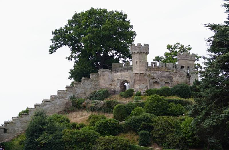 Warwick Castle - Abandoned Castles You Can Visit with Kids