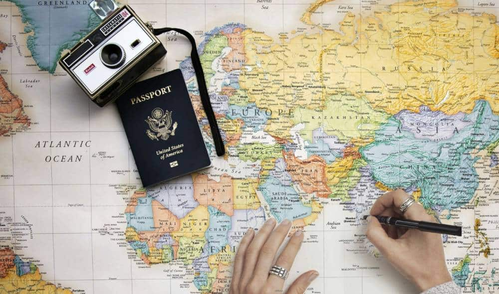 Ways To Safeguard Your Passport When Traveling Internationally