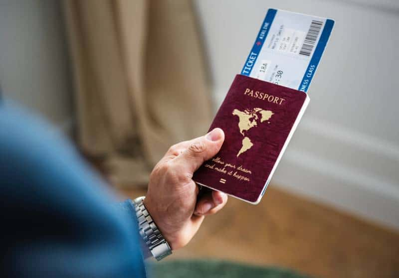 Passport Safety Tips