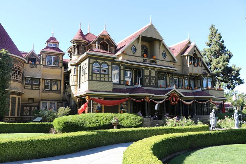 Winchester Mystery House - Unique Spots To Visit With Kids
