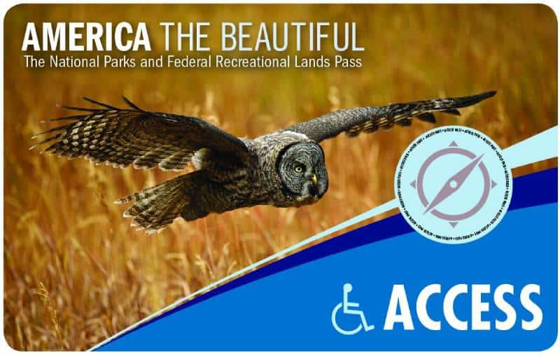 Access Pass - Save on National Park Fees