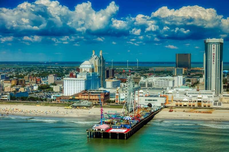 Atlantic City , New Jersey - Best Vacation Spot in All US
