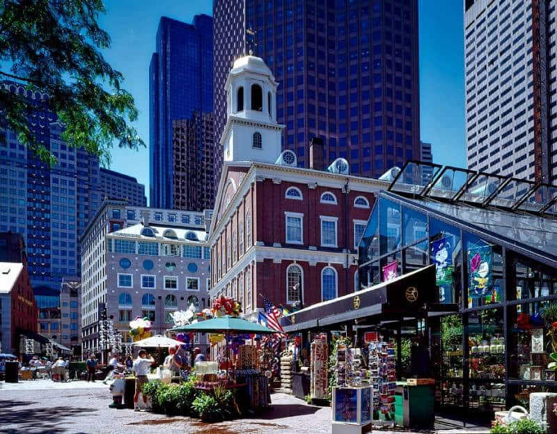 Boston - Best Vacation Spot in All US
