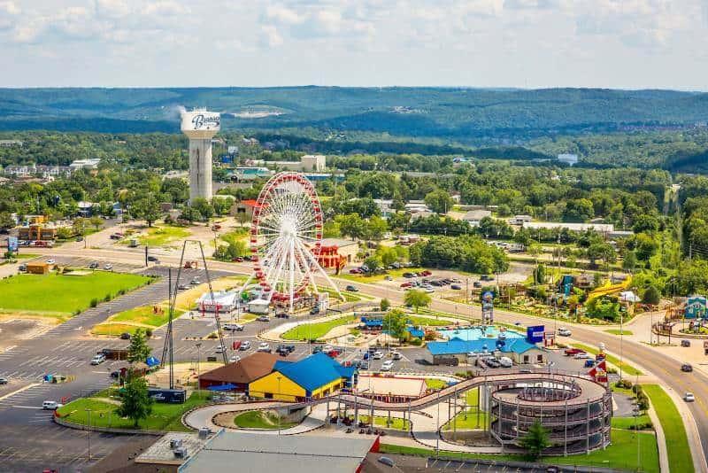 Branson, Missouri - Best Vacation Spot in All US