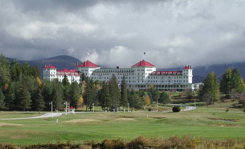 Bretton Woods, New Hampshire - Best Vacation Spot in All US