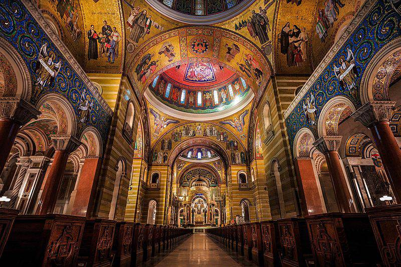 Cathedral Basilica - Things to Do in St Louis MO