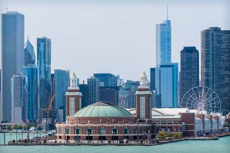 Chicago, Illinois - Best Vacation Spot in All US