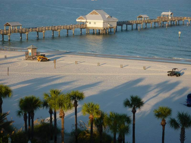 Clearwater, Florida - Best Vacation Spot in All US