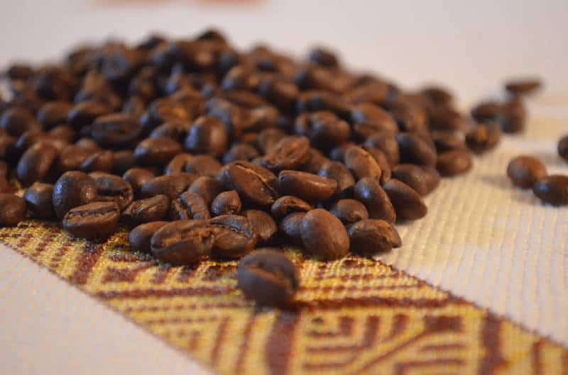Coffee Beans, Ethiopia - Best African Countries