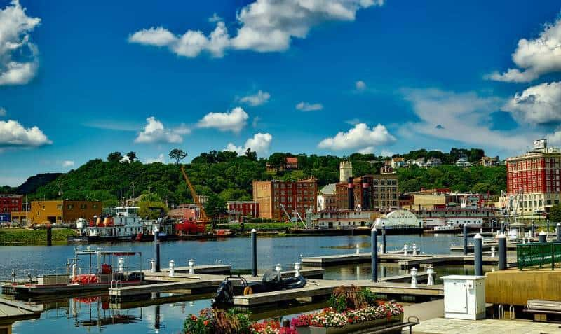 Dubuque, Iowa - Best Vacation Spot in All US